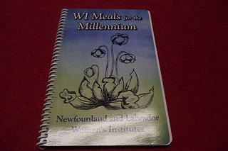Image for WI Meals for the Millennium: Newfoundland and Labrador Women's Institutes