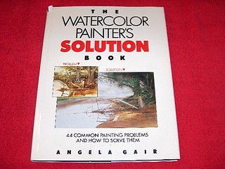 Image for The Watercolor Painter's Solution Book