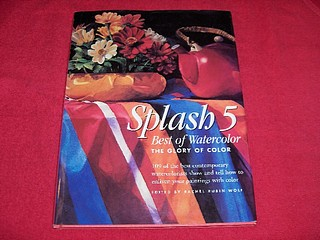 Image for Splash 5 : Best of Watercolor The Glory of Color