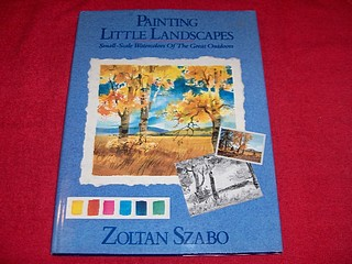 Image for Painting Little Landscapes : Small-Scale Watercolors of the Great Outdoors