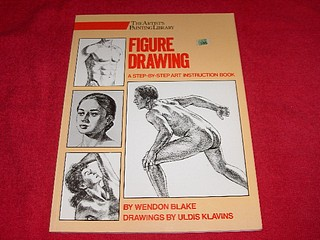 Image for Figure Drawing : A Step-by-Step Art Instruction Book