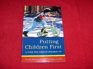 Image for Putting Children First : A Guide for Parents Breaking Up