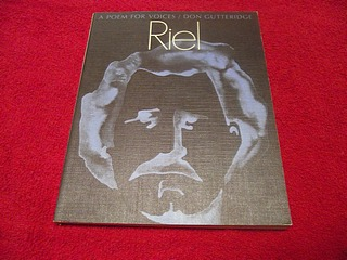 Image for Riel : A Poem for Voices