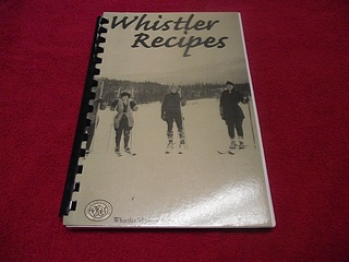 Image for Whistler Recipes