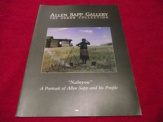 "Image for Allen Sapp Gallery : The Gonor Collection : ""Nabeyow""A Portrait of Allen Sapp and His People"