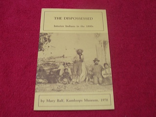 Image for The Dispossessed : Interior Indians in the 1800s