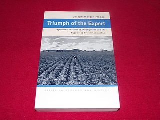 Image for Triumph of the Expert: Agrarian Doctrines of Development and the Legacies of British Colonialism