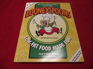 Image for Looneyspoons : Low-Fat Food Made Fun!