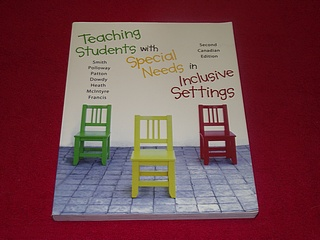 Image for Teaching Students With Special Needs In Inclusive Settings [Second Canadian Edition]