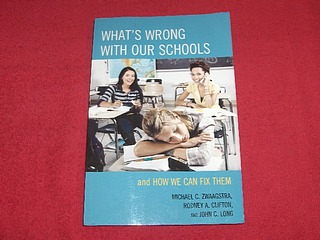 Image for What's Wrong with Our Schools and How We Can Fix Them