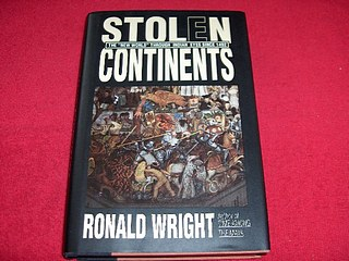 Image for Stolen Continents : The New World Through Indian Eyes Since 1492