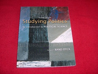Image for Studying Politics : An Introduction to Political Science [Second Edition]