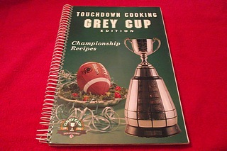 Image for Touchdown Cooking : Grey Cup Edition Championship Recipes