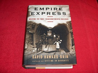 Image for Empire Express : Building the First Transcontinental Railroad