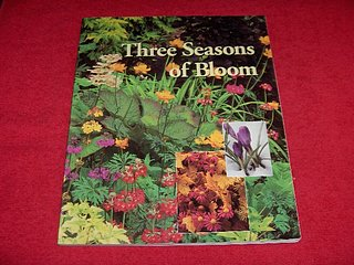 Image for Three Seasons of Bloom