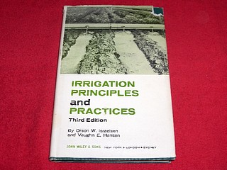 Image for Irrigation Principles and Practices [Third Edition]