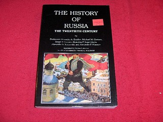 Image for The History of Russia : The Twentieth-Century