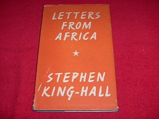 Image for Letters from Africa