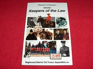 Image for Regina Keepers of the Law