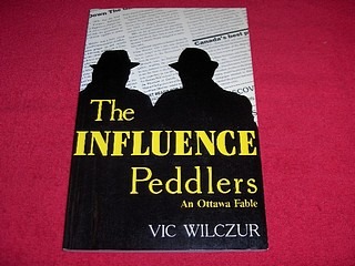 Image for The Influence Peddlers : An Ottawa Fable