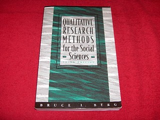 Image for Qualitative Research Methods for the Social Sciences [Third Edition]
