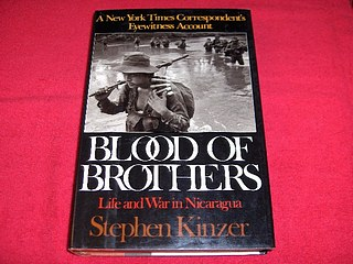 Image for Blood of Brothers : Life and War in Nicaragua