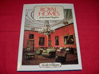 Image for Royal Homes of the United Kingdom