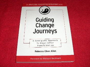 Image for Guiding Change Journeys : A Synergistic Approach to Organization Transformation