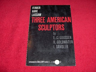 Image for Three American Sculptors : Ferber, Hare, Lassaw