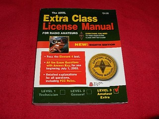 Image for The ARRL Extra Class License Manual : For Ham Radio [Eighth Edition]