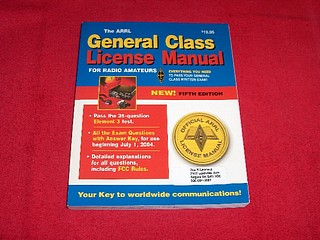Image for The Arrl General Class License Manual