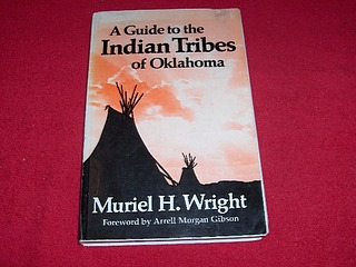 Image for A Guide to the Indian Tribes of Oklahoma