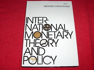 Image for International Monetary Theory and Policy