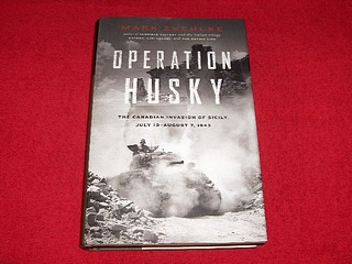 Image for Operation Husky : The Canadian Invasion of Sicily, July 10 - August 7, 1943
