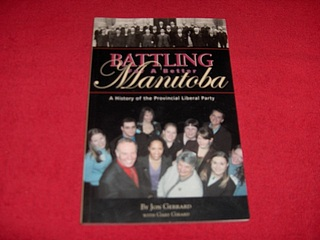 Image for Battling for a Better Manitoba : A History of the Provincial Liberal Party