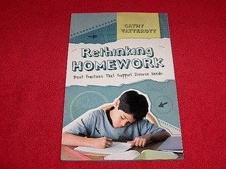 Image for Rethinking Homework : Best Practices That Support Diverse Needs