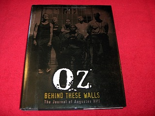 Image for Oz: Behind These Walls The Journal of Augustus Hill