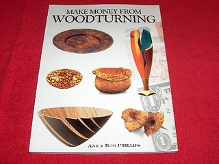 Image for Make Money from Woodturning