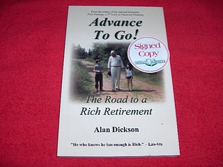 Image for Advance to Go : The Road to a Rich Retirement